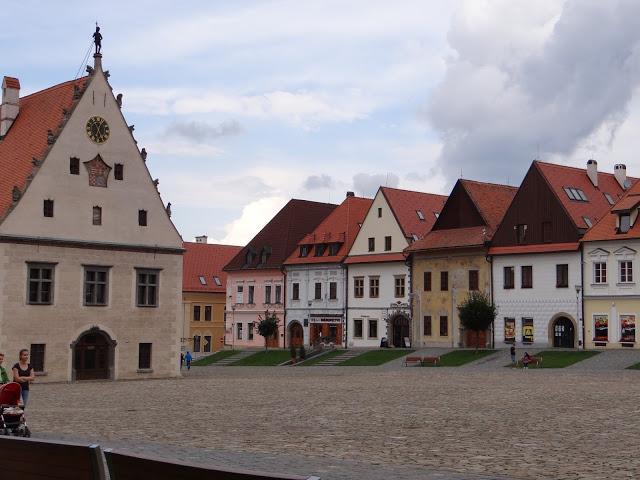 Bardejów – perełka wschodniej Słowacji
