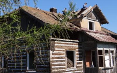 Rozbiórka domu