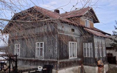 Przenosimy drewniany dom